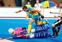 Australia reached the final of the World Hockey League Final