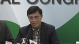 AICC Press Briefing By Pawan Khera at Congress HQ on Modi Govt's Spectrum Scams