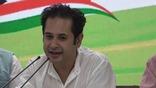 AICC Press briefing by Pawan Khera, and Pradyot Deb Barman on poll violence in Tripura