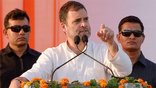 Bribery and illegal commissions in New India are called electoral bonds: Rahul Gandhi