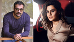 Income tax raids on the house and office of Taapsee Pannu and Anurag Kashyap
