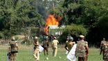12-hour bandh continues in Assam's Darrang district, two people died in firing