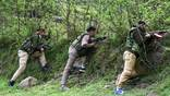Encounter of security forces with terrorists in Jammu and Kashmir